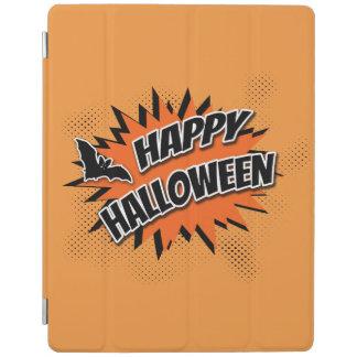 Capa Smart Para iPad O Dia das Bruxas feliz