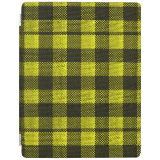 Capa Smart Para iPad Olhar Checkered de serapilheira do teste padrão do