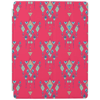 Capa Smart Para iPad Ornamento asteca tribal étnico do vintage