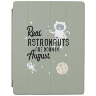 Capa Smart Para iPad Os astronautas são em agosto Ztw1w nascidos