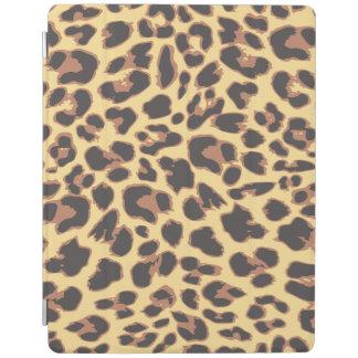 Capa Smart Para iPad Padrões da pele animal do impressão do leopardo