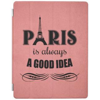 Capa Smart Para iPad Paris é sempre uma boa ideia