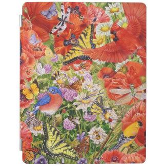 Capa Smart Para iPad Pássaros, cobrir esperto do iPad 2,3,4 das