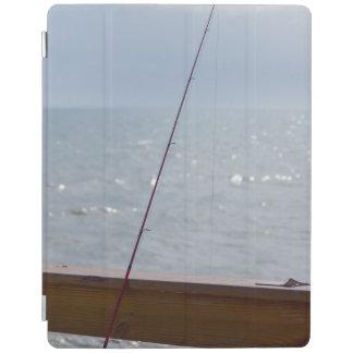 Capa Smart Para iPad Pesca do cais do cacau