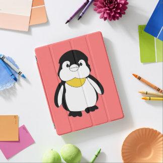 Capa Smart Para iPad Pinguim pequeno bonito