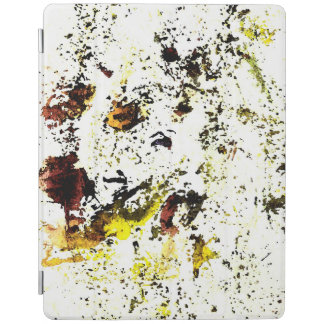 Capa Smart Para iPad Pinte o cobrir esperto do iPad do Splatter