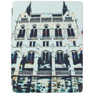Capa Smart Para iPad Pintura húngara do parlamento