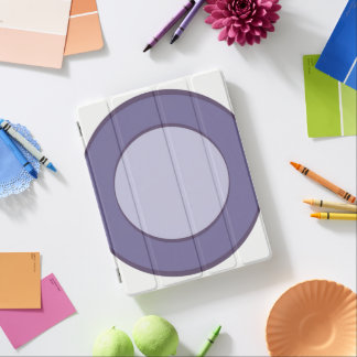 Capa Smart Para iPad Ponto do Lilac