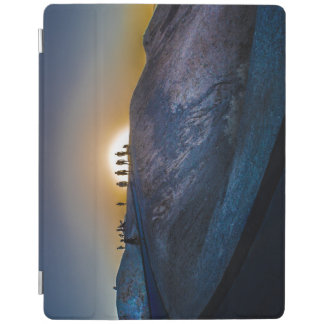 Capa Smart Para iPad Por do sol do ponto do zabriskie do Vale da Morte