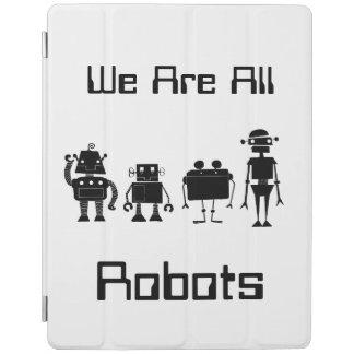 Capa Smart Para iPad Quatro robôs