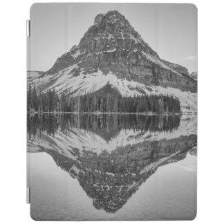 Capa Smart Para iPad Reflexão da montanha de Sinopah, parque nacional