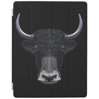 Capa Smart Para iPad Retrato ilustrado de iaques domésticos