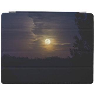 Capa Smart Para iPad Silhueta da lua
