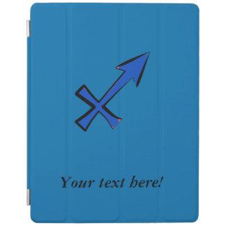 Capa Smart Para iPad Símbolo do Sagitário