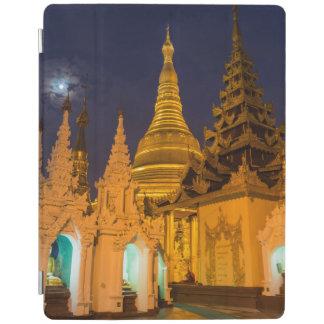 Capa Smart Para iPad Stupa dourado e templos