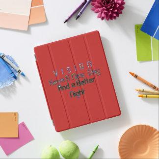 Capa Smart Para iPad Tenha um dia agradável & uma visão melhor