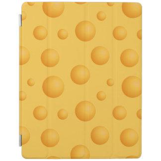 Capa Smart Para iPad Teste padrão amarelo do queijo