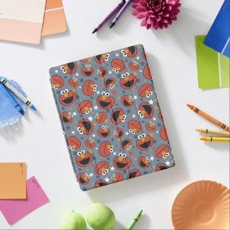 Capa Smart Para iPad Teste padrão de estrela das regras de Elmo   Elmo