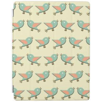 Capa Smart Para iPad Teste padrão dos pássaros