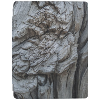Capa Smart Para iPad Textura abstrata do tronco de árvore