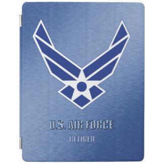 Capa Smart Para iPad U.S. Cobrir esperto aposentado força aérea do iPad