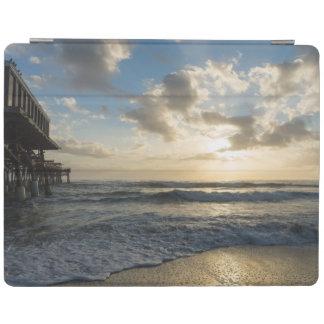 Capa Smart Para iPad Uma manhã gloriosa da praia