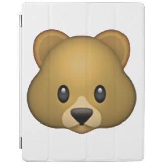 Capa Smart Para iPad Urso - Emoji