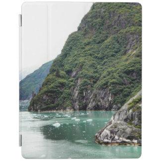 Capa Smart Para iPad Vistas através de um cobrir esperto de Ipad do