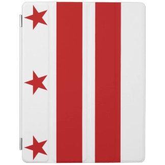 Capa Smart Para iPad Washington, bandeira da C.C.