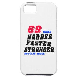 Capa Tough Para iPhone 5 69 mais fortes mais rápidos mais duros com idade