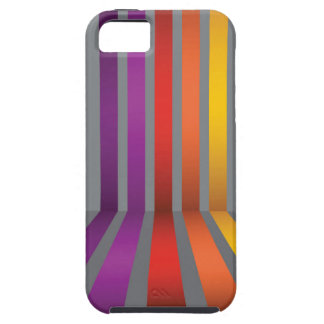 Capa Tough Para iPhone 5 80Colorful Lines_rasterized