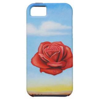 Capa Tough Para iPhone 5 a pintura famosa surrealista aumentou da espanha
