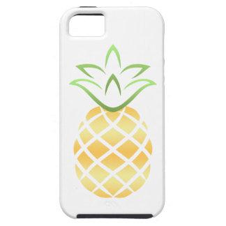 Capa Tough Para iPhone 5 Abacaxi Aloha Havaí!