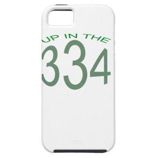 CAPA TOUGH PARA iPhone 5 ACIMA DE DENTRO 334 (VERDE)