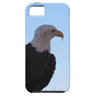 Capa Tough Para iPhone 5 Águia americana