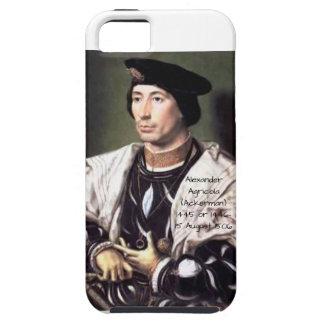 Capa Tough Para iPhone 5 Alexander Agricola (Ackerman)