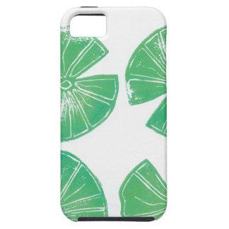 Capa Tough Para iPhone 5 Almofadas de lírio