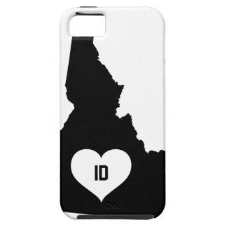 Capa Tough Para iPhone 5 Amor de Idaho