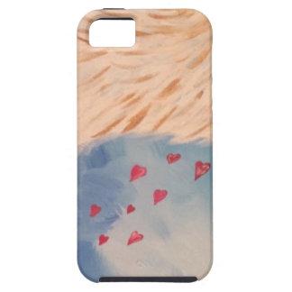 Capa Tough Para iPhone 5 Anjo do amor