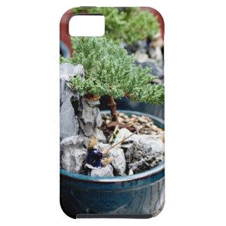 Capa Tough Para iPhone 5 Árvore dos bonsais