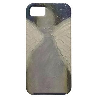 Capa Tough Para iPhone 5 Asas do anjo