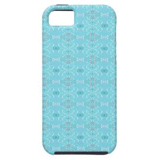 Capa Tough Para iPhone 5 azul