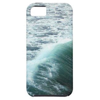 Capa Tough Para iPhone 5 Azul de Oceano Pacífico