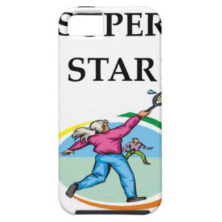 Capa Tough Para iPhone 5 badminton
