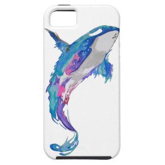 Capa Tough Para iPhone 5 baleia