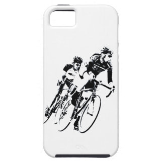 Capa Tough Para iPhone 5 Bicycle pilotos na volta