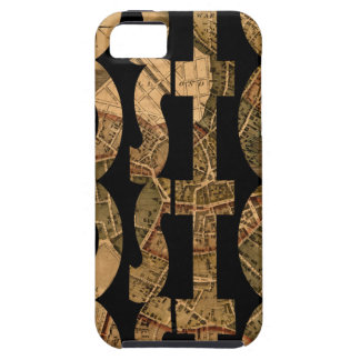 Capa Tough Para iPhone 5 boston1775