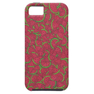Capa Tough Para iPhone 5 caixa da melancia