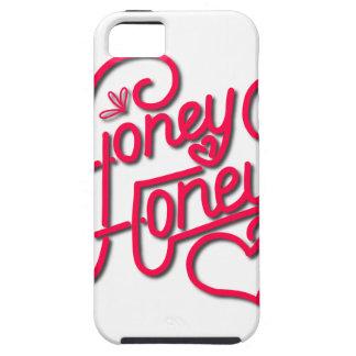 CAPA TOUGH PARA iPhone 5 CALIGRAFIA DO MEL DO MEL