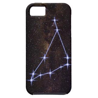 Capa Tough Para iPhone 5 Capricórnio do sinal da estrela